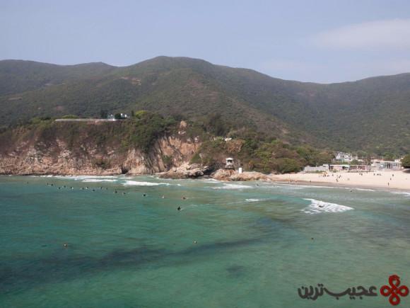 خلیج تای لانگ وان (tai long wan)، هنگ کنگ