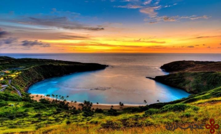 خلیج hanauma، جزیرهی اوآهو، هاوایی 1
