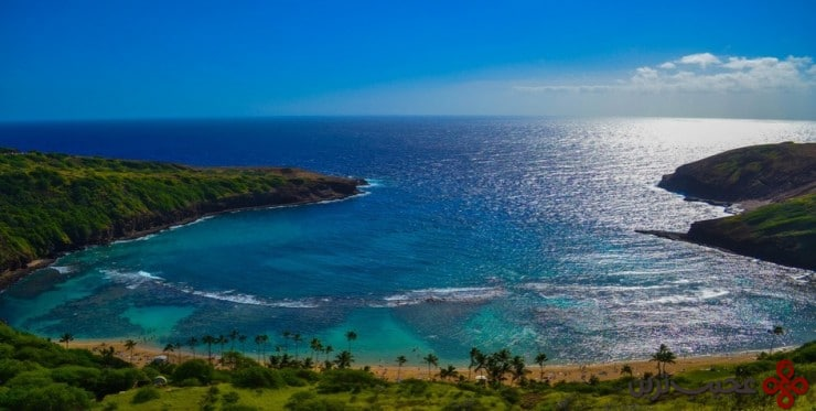 خلیج hanauma، جزیرهی اوآهو، هاوایی 2