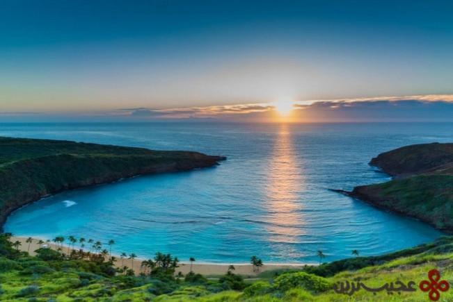 خلیج hanauma، جزیرهی اوآهو، هاوایی 5
