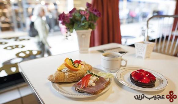 دانمارک؛ مصرف سرانه ۵٫۳ کیلوگرم (روزانه ۱٫۴۶ فنجان قهوه در روز توسط هر نفر)