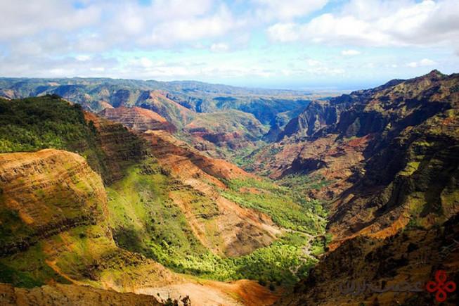 درهی وایمیا، کائوآئی، هاوایی، آمریکا