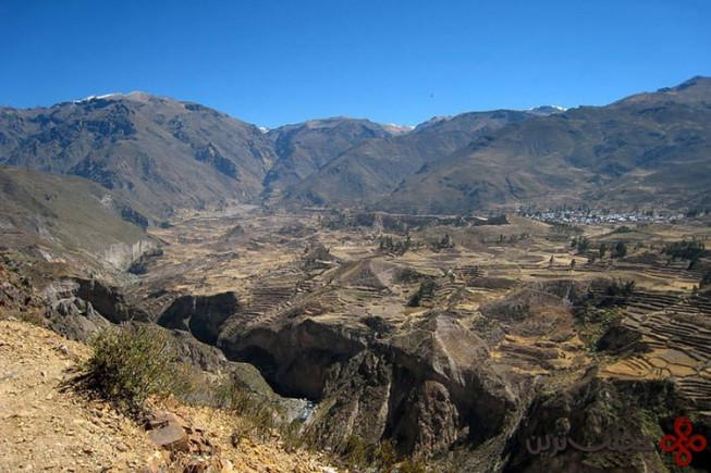 درهی کولکا، جنوب پرو