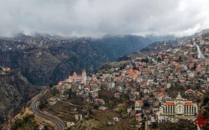 دره قادیشا و جنگل سدر خدا، لبنان