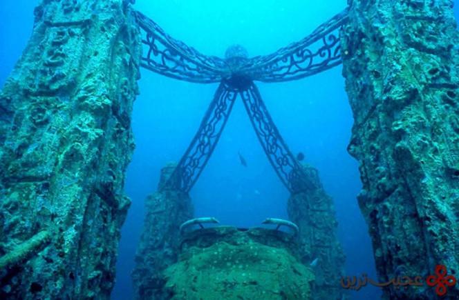 دفن دریایی