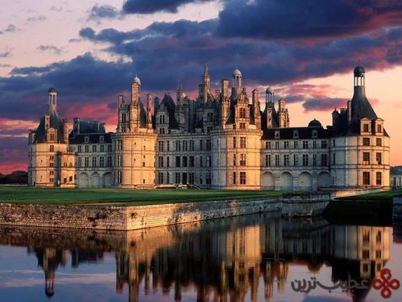 دیو و دلبر، شاتو دو شامبو (chateau de chambord)، لواقی شِه (loir et cher)، فرانسه2