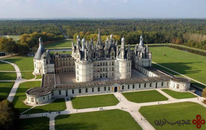 دیو و دلبر، شاتو دو شامبو (chateau de chambord)، لواقی شِه (loir et cher)، فرانسه3