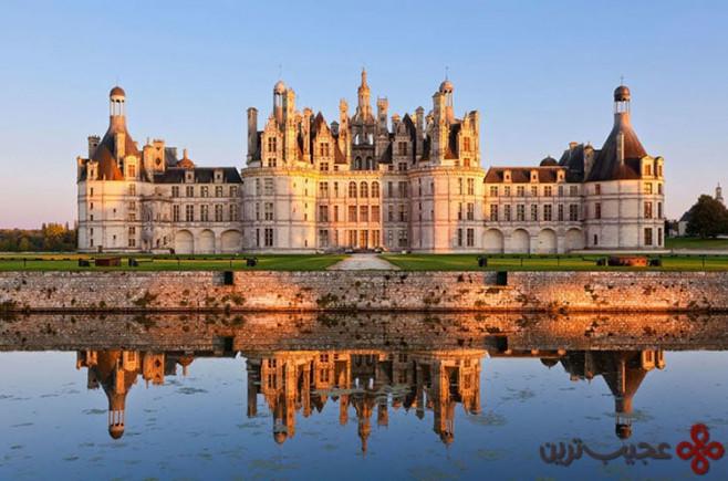 دیو و دلبر، شاتو دو شامبو (chateau de chambord)، لواقی شِه (loir et cher)، فرانسه4