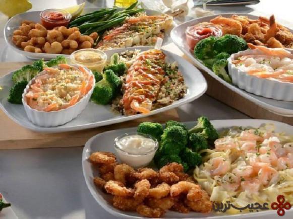 رستوران خرچنگ قرمز (red lobster)