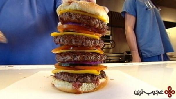 رستوران سکتهی قلبی (heart attack grill)