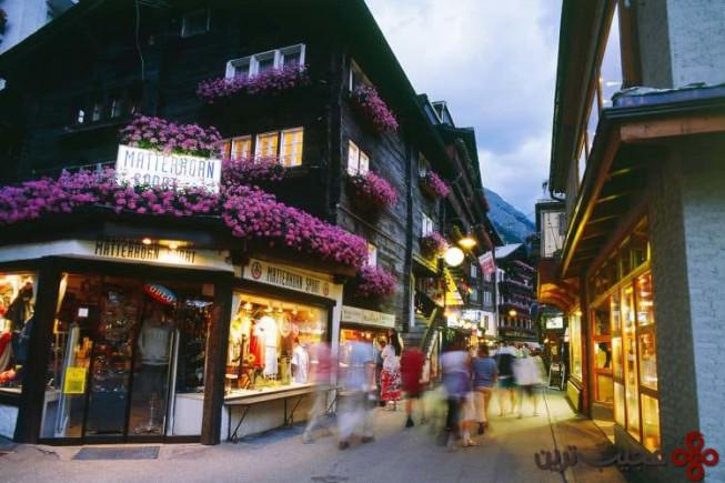 زرمات (zermatt)
