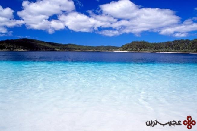 ساحل دریاچهی مکنزی، جزیرهی فریزر (fraser)، استرالیا