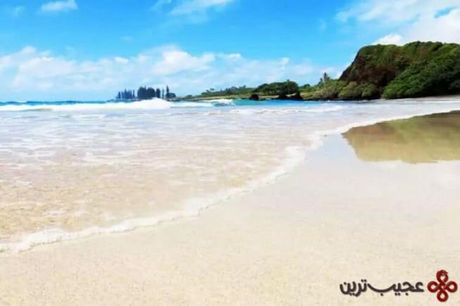 ساحل هموئا (hamoa)، مائوئی، هاوایی