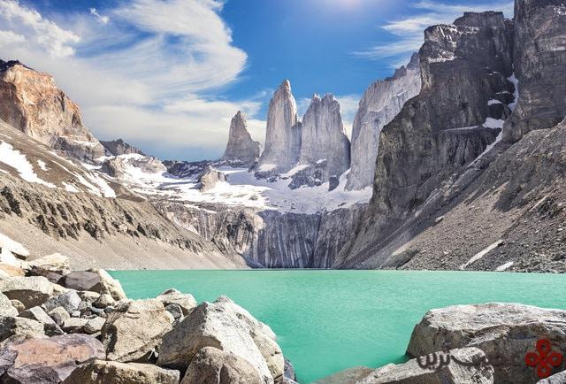 سرو توره (cerro torre)، آرژانتین شیلی