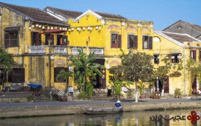 شهر باستانی هووا ان، ویتنام (hoi an ancient town, vietnam)