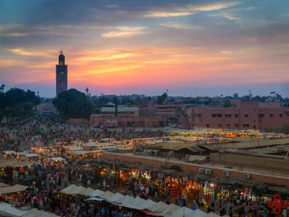 شهر مراکش، مراکش