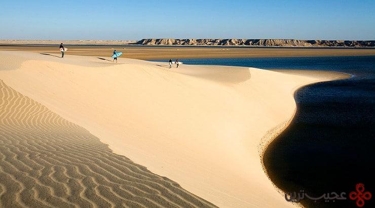 صحرای بزرگ آفریقا، مراکش 1