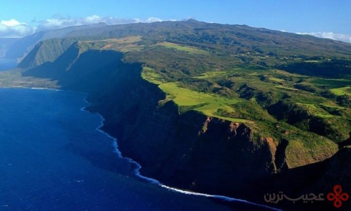 صخرههای مولوکای (molokai)، هاوایی1