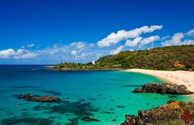 صخرههای مولوکای (molokai)، هاوایی2