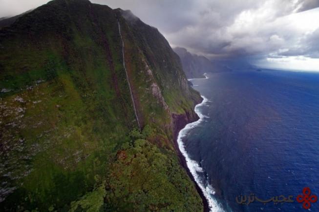 صخرههای مولوکای (molokai)، هاوایی3