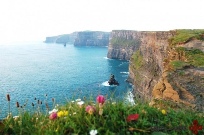 صخرههای موهر، ایرلند 1