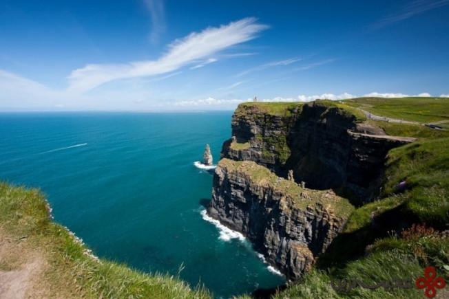 صخرههای موهر، ایرلند 5