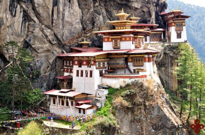 صومعهی paro taktsang، بوتان