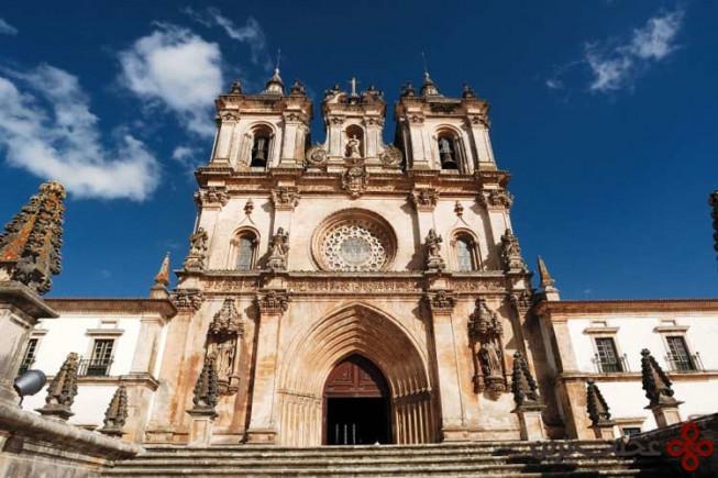 صومعه آلکوباکا (alcobaca)