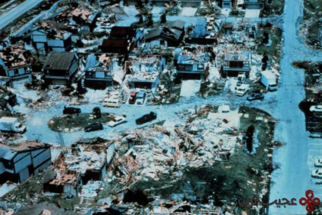 طوفان اندرو، ۱۹۹۲