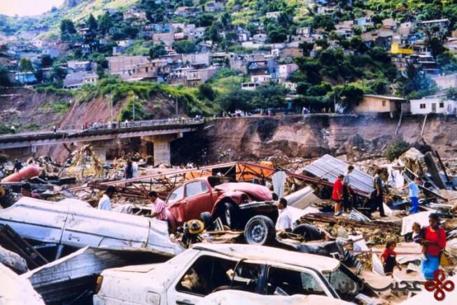 طوفان میچ، ۱۹۹۸
