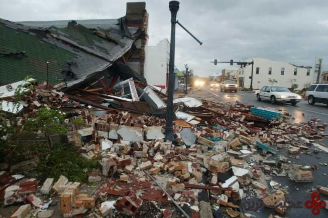 طوفان چارلی، ۲۰۰۴
