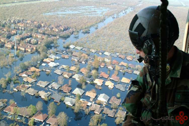 طوفان کاترینا، ۲۰۰۵