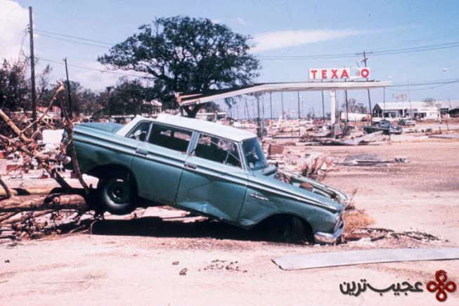 طوفان کامیل، ۱۹۶۹