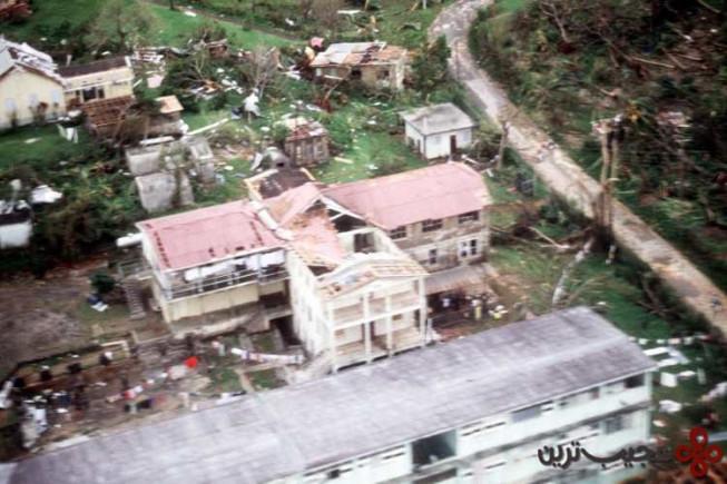 طوفان گیلبرت، ۱۹۸۸