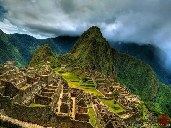 عادت جدید امپراتور، ماچو پیچو، کوزکُو (cusco)، پرو