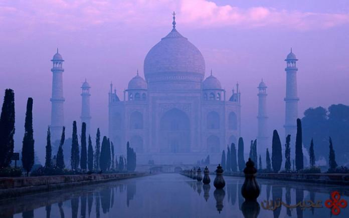 علاءالدین، تاج محل، آگرا، هندوستان