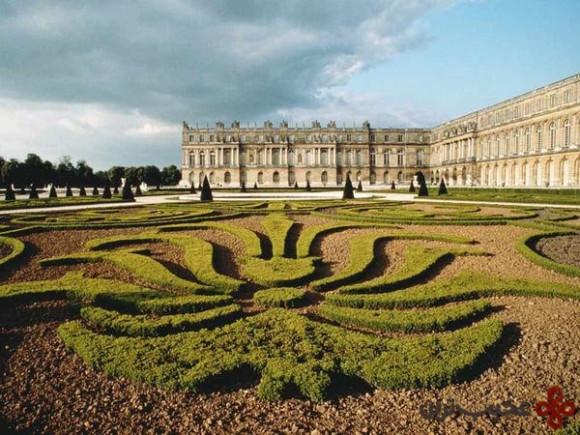 عمارت وِرسای، ورسای، فرانسه