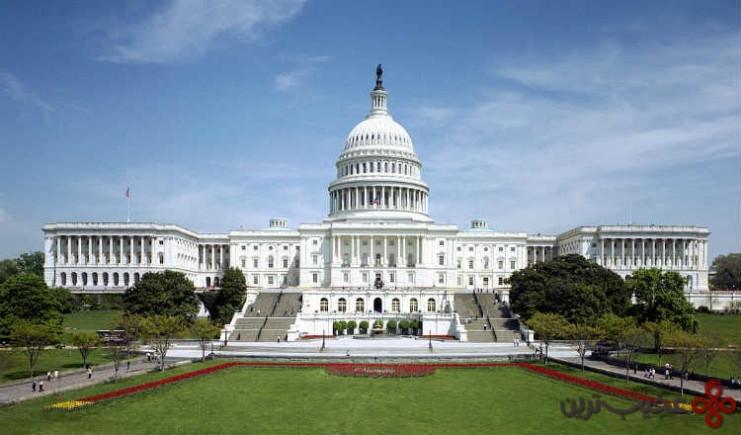 عمارت پارلمان آمریکا
