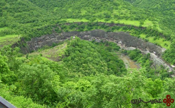 غارهای آژانتا (ajanta)