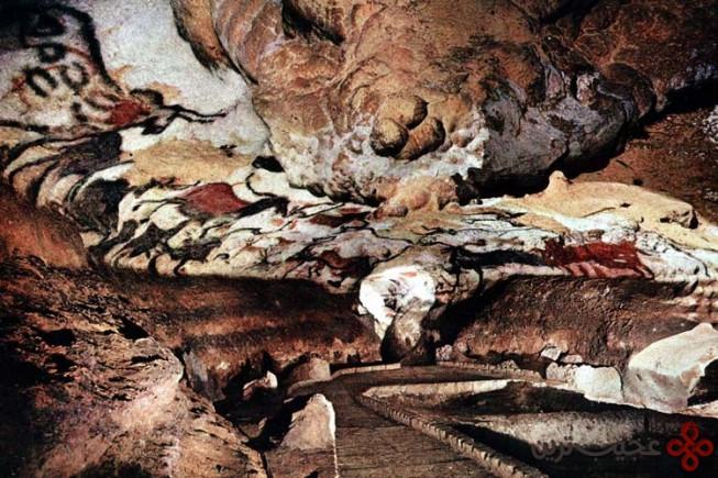 غارهای لاسکو، فرانسه