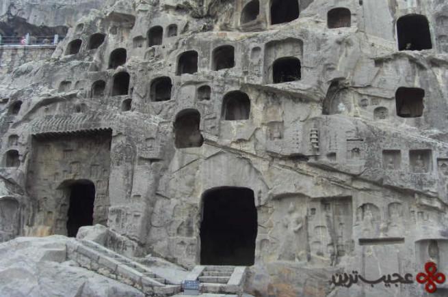 غارهای لانگمِن