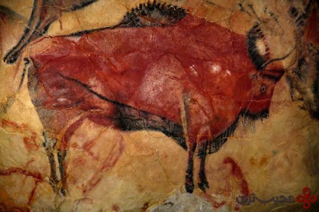 غار ال کاستیّو، اسپانیا