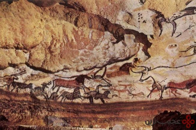 غار لاسکوس (lascaux)، فرانسه