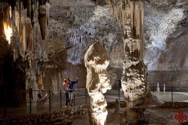 غار پوتوک، اسلوانی