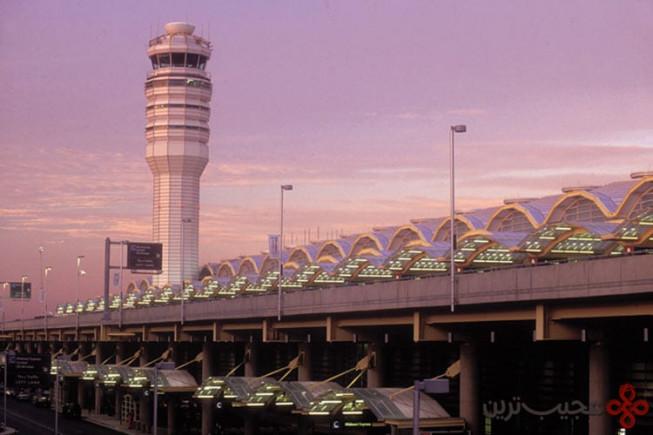 فرودگاه بینالمللی ریگان، واشنگتن d c، ایالات متحده