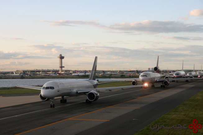 فرودگاه بینالمللی جان اف کندی، نیویورک