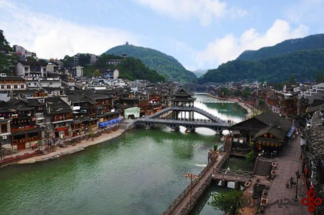 فنگهوانگ (شهر قدیمی فونیکس)، استان هونان، چین6