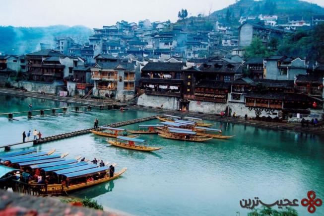 فنگهوانگ (شهر قدیمی فونیکس)، استان هونان، چین