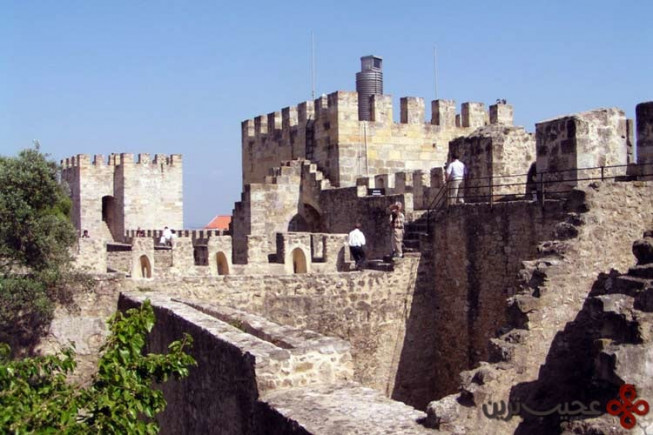 قلعه سائو خورخه (sao jorge)