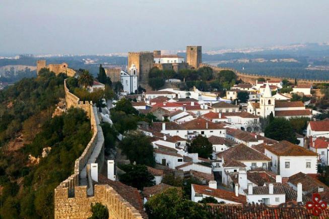 قلعه obidos